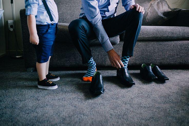 Who needs dress socks these days?
