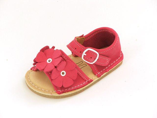 Bear Feet Magenta Flower Power Sandals $79.50 http://www.meandmyfeet.com/product/BFSFPMAG #Bear #Feet #Magenta #Flower #Sandals #Girls #Kids #Child #Shoes