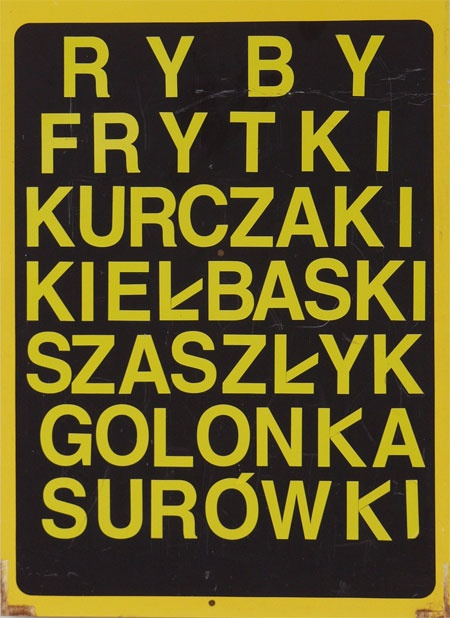 TYPOPOLO is a project inspired by the polish homegrown street typography. Jakub Stepien © 2001, www.hakobo.art.pl