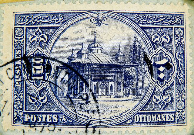 Turkey Stamp (Ottoman)