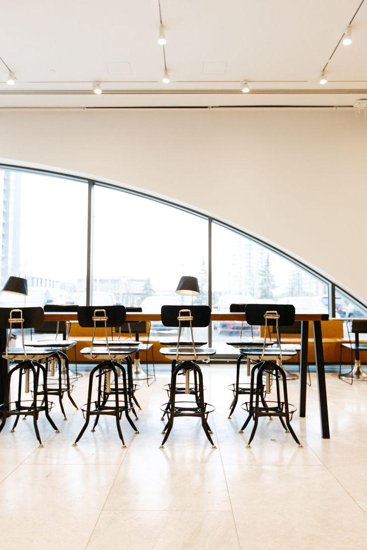 Rosso Coffee, National Music Centre | Holland Design