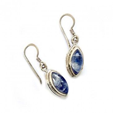 Moonstone Earrings 4 - Earrings - Silver Jewellery - Jewellery