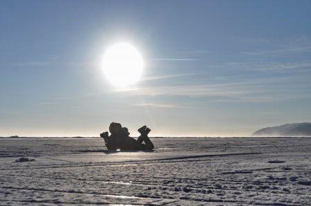 Winter in Baikal