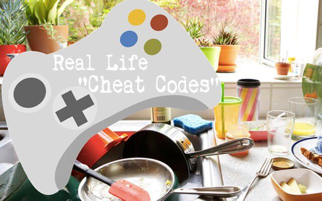 "65 ""Cheat Codes"" For Real Life - One Good Thing by JilleePinterestFacebookPinterestFacebookPrintFriendly"