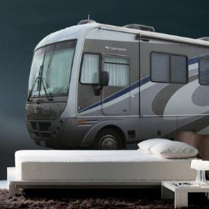DynastyMattress Deluxe 10-Inch Memory Foam Short Mattress for RV, Camper   Best Mattress For ...