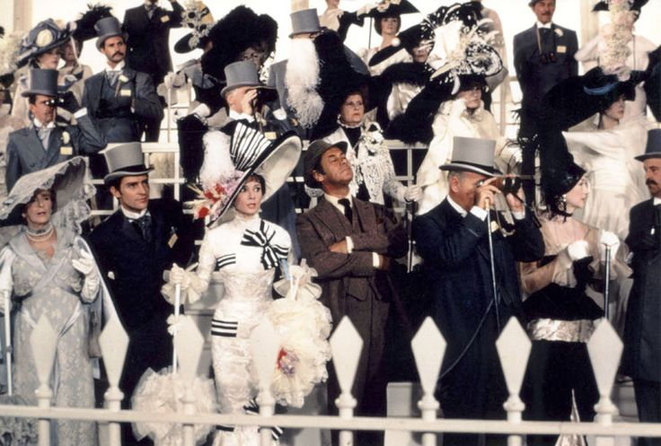 My Fair Lady (Mi Bella Dama) : Foto Audrey Hepburn, Jeremy Brett, Rex Harrison