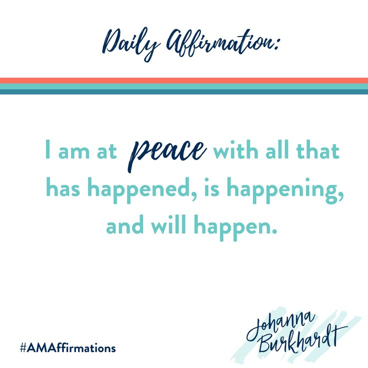 Find peace with ALL that is, has been and could happen with the power of forgiveness. Today is the last day to join HEAL, a course in radical forgiveness and self-love. Are you ready to HEAL?http://bit.ly/HealCourse #AMAffirmations #Affirmations #Empowerment www.Johannaburkhardt.com