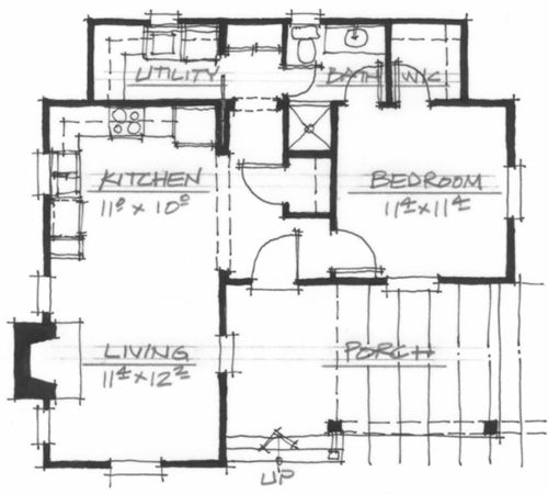 17 best images about 900 sq ft floor plans on pinterest for Homes by dickerson floor plans