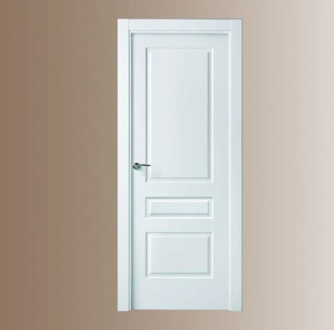 Puerta Blanca Plafones 3 | Puertas y Ventanas Esquivias