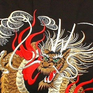 91 best images about inspi nippone on pinterest culture sushi and cuisine - Dragon japonais ...