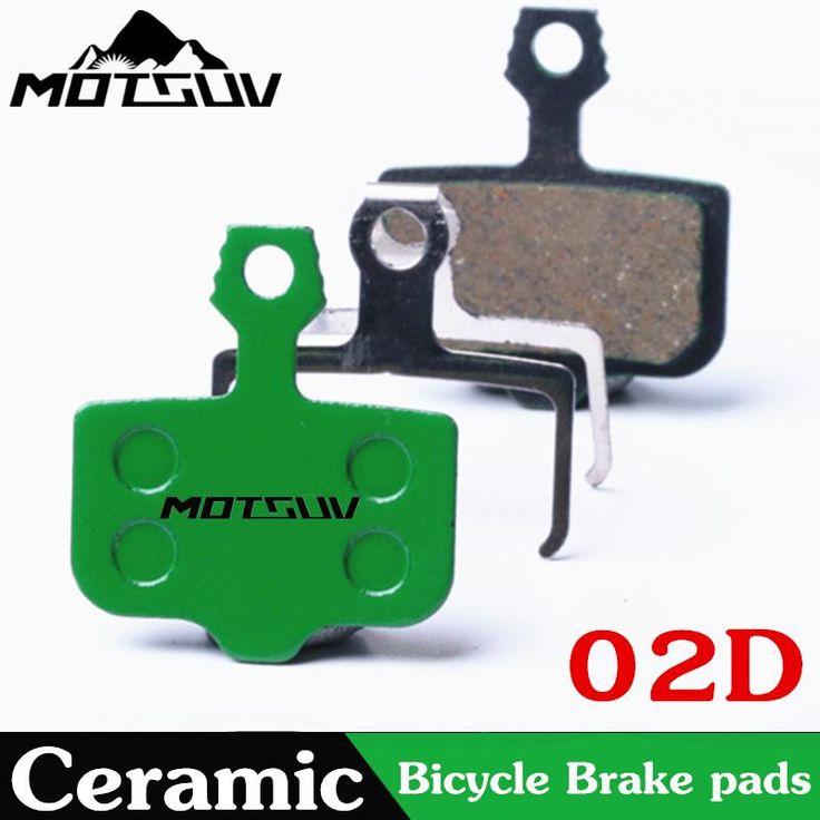 [Visit to Buy] Bicycle Ceramics Disc brake Pads for Hydraulic Disc Brake PAD AVID Elixir R ,CR,XX high static friction Disc ceramics Brake Pads #Advertisement