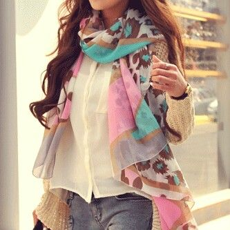 yup. Love this scarf! http://lifeus.net