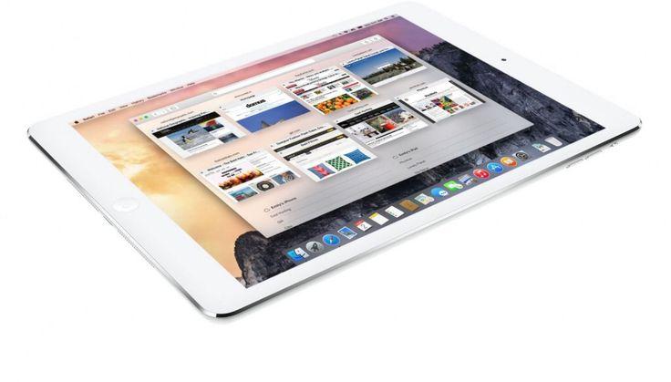 Каким будет новый 12,9-дюймовый iPad
