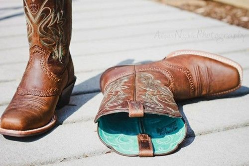 cow boy boots are love <3 I had some of that looked just like these when i was a little girl