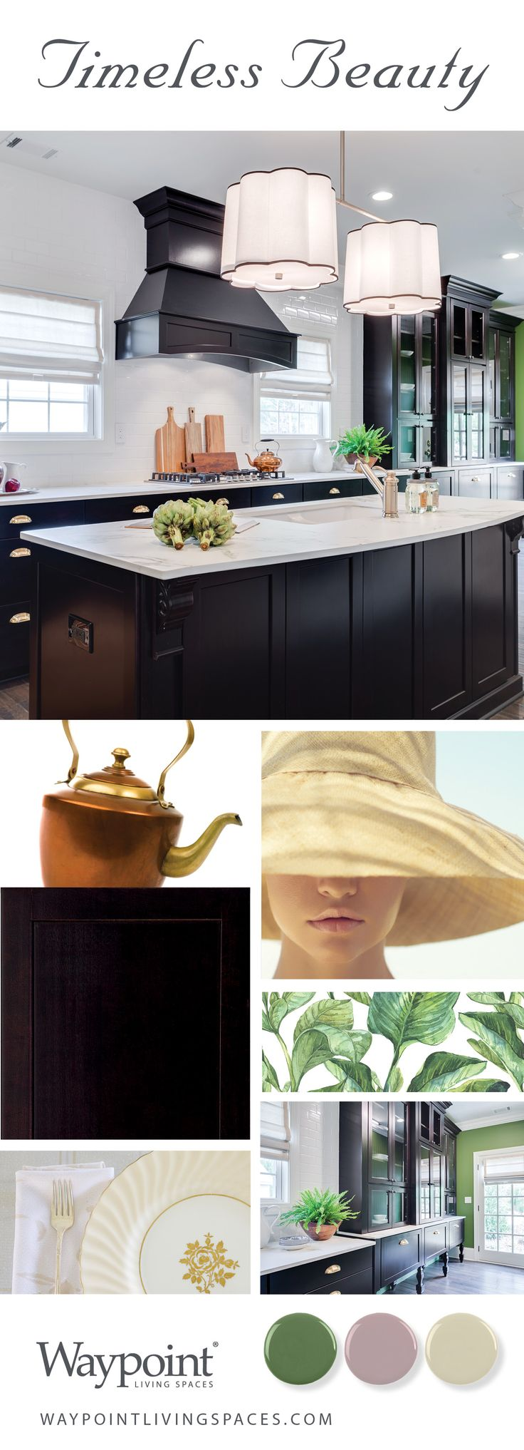 14 best painted cashmere cabinets images on pinterest cashmere kitchen cabinets shown in 410 maple espresso and 760 painted linen waypoint living spaces