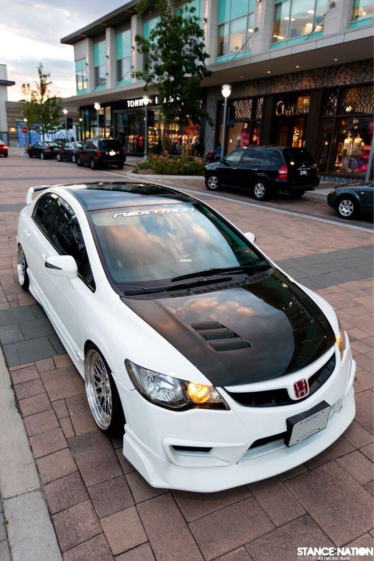 いいね♪ Civic #geton #car #auto #HONDA #civic ↓他