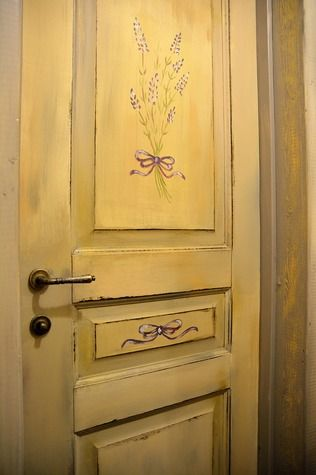 Проект: декор предметов интерьера заказчика..двери — Михаил Голованёв —…