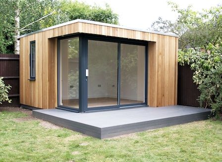 Yard shed studio insulated google search art studio for Insulated garden buildings