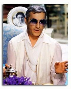 Michel Serrault as Albin Mougeotte/Zaza Napoli from La Cage Aux Folles {1978}