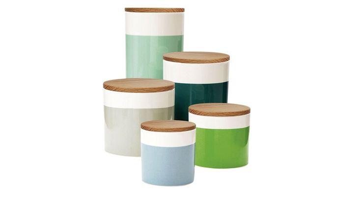 Træ, vand og jord - og keramik - 7 køkkennyheder - BO BEDRE