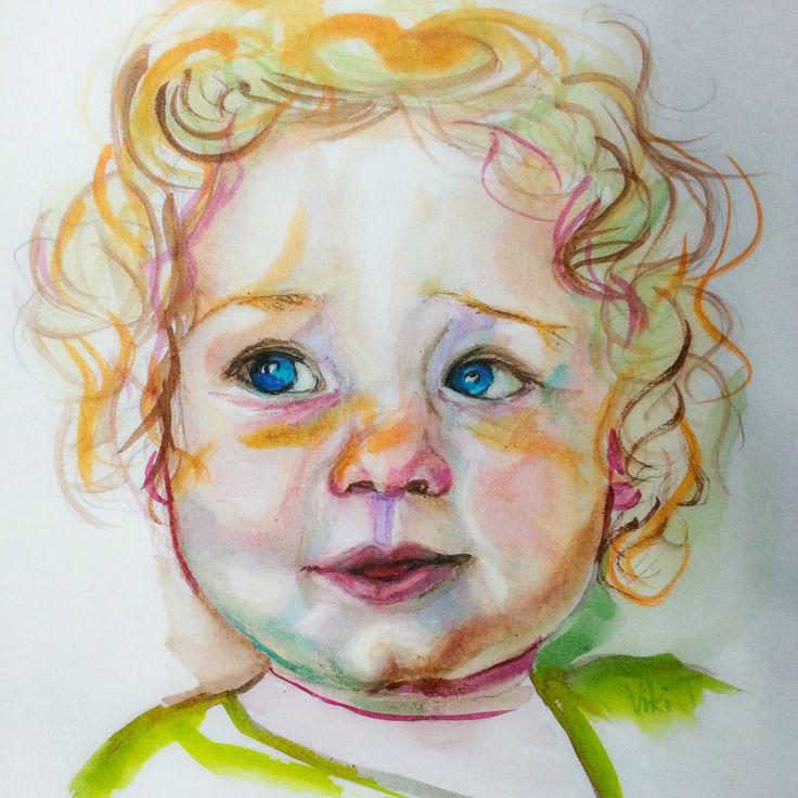 watercolour portrait painting books pdf