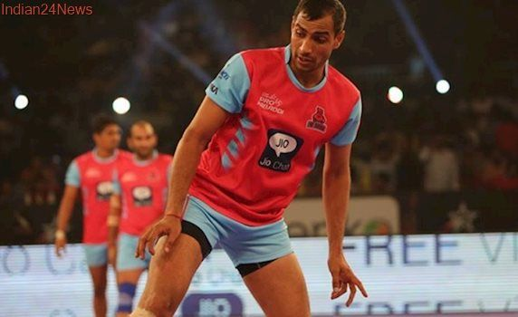 Pro Kabaddi League 2017: Haryana Steelers raider Sonu Narwal ruled unfit for season 5