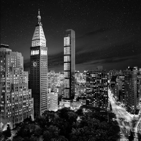 New York by Alfred Steiglitz