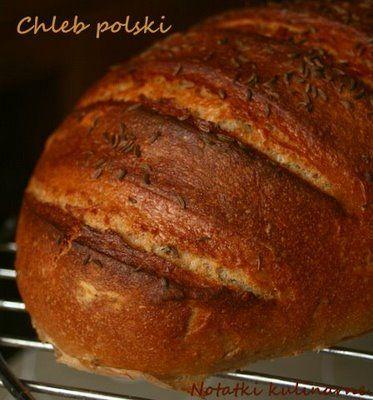 polski chleb pszenno żytni