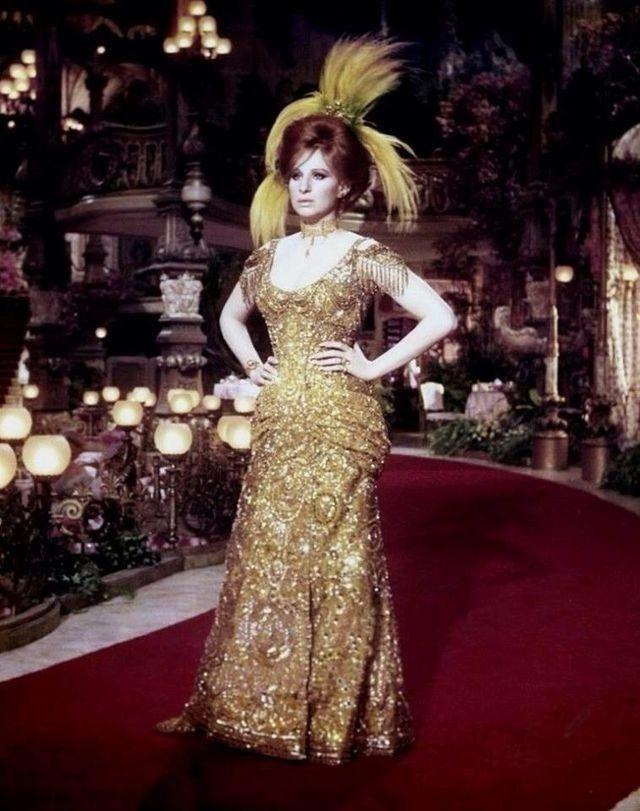Lyric barbra streisand hello dolly lyrics : 105 best Beautiful Barbara images on Pinterest | Barbra streisand ...