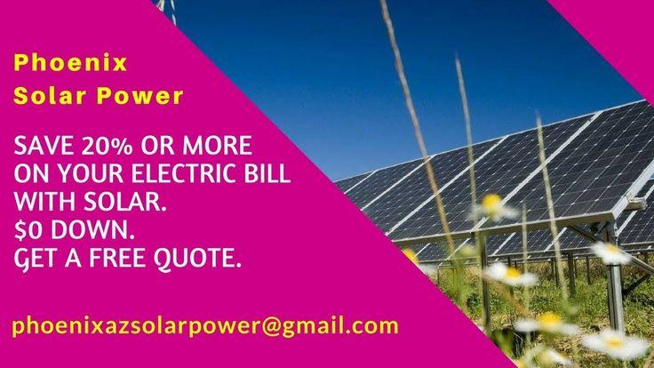 Best Solar Installation Company In Sun City West AZ- Solar Panels Sun Ci...