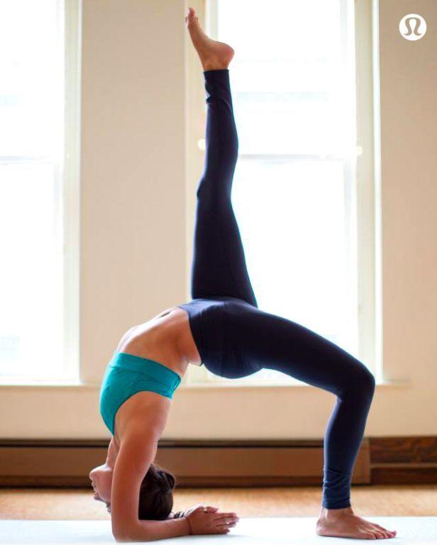 12 Best Images About Yoga Bridge Pose On Pinterest