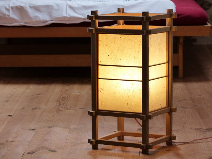 Cool 10 Japanese Style Table Lamps #Antique #Bedroom #Bedside #Design #DIY