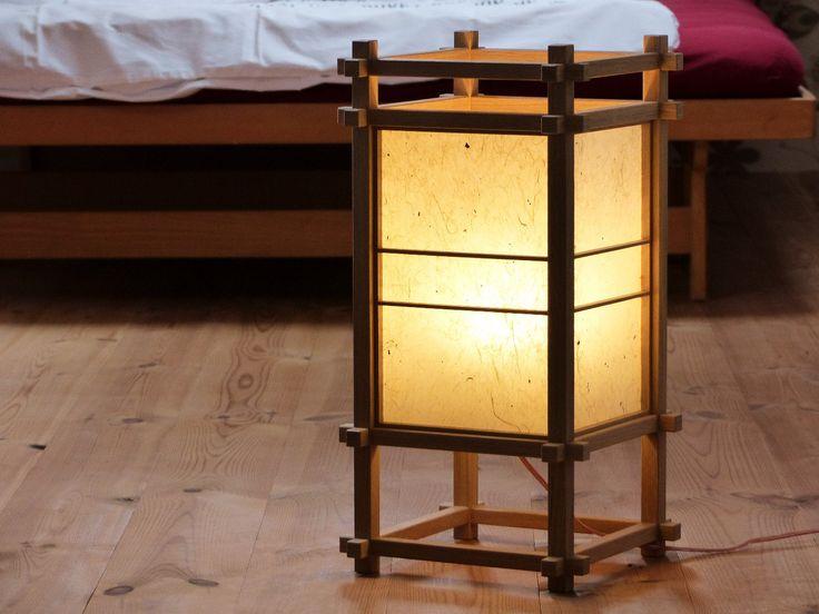 Cool 10 Japanese Style Table Lamps  #Antique #Bedroom #Bedside #Design #DIY…