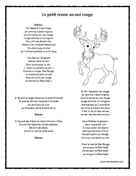 9 best texte de noel images on pinterest french poems thoughts and diy christmas - Le petit jardin winter garden lyrics toulouse ...