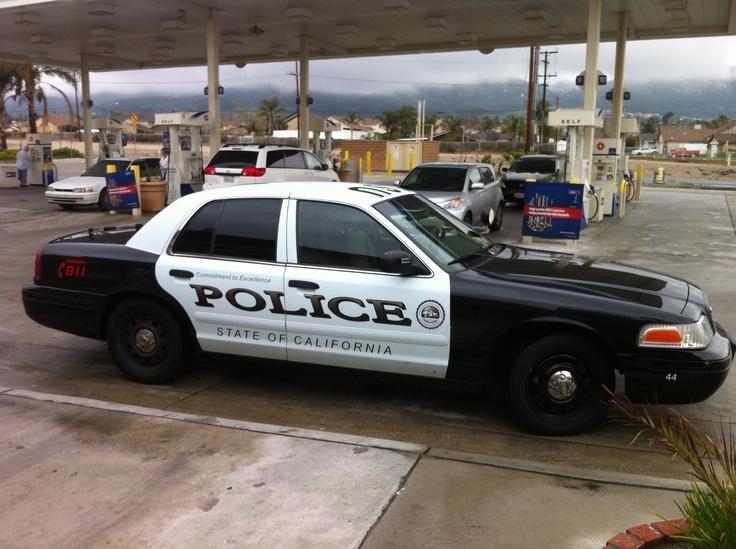 California State University San Bernardino Police Police
