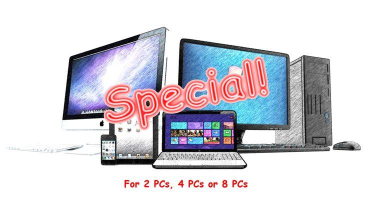 Offerte speciali e promozioni per servizi informatici inerenti alla creazione di siti web, alla creazione di app, alla seo, al web marketing e molto altro