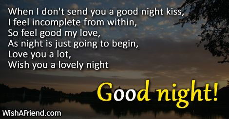 Best Good Night Messages | Quote Addicts