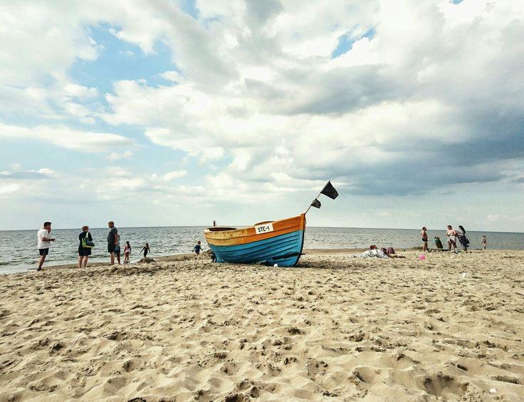 Morze Bałtyckie - Stegna