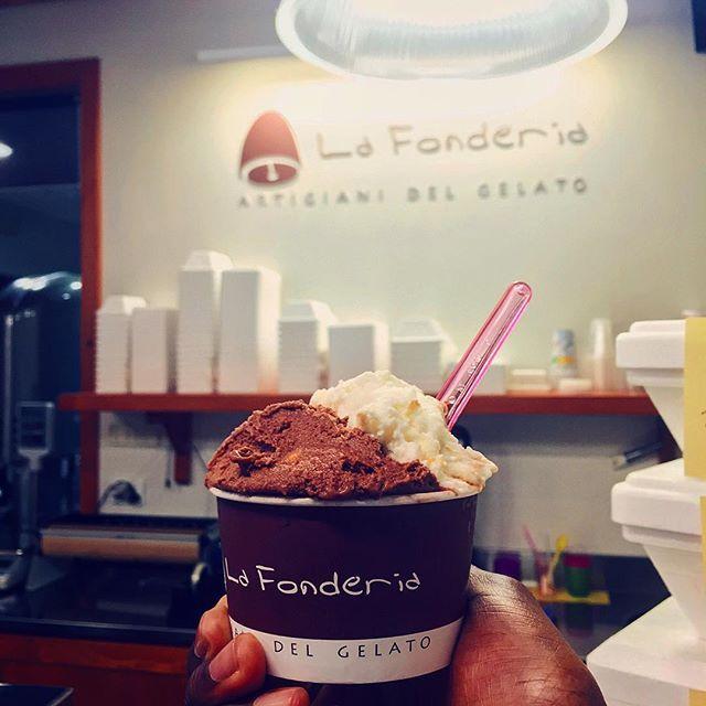 Il miglior gelato ai piedi delle Alpi