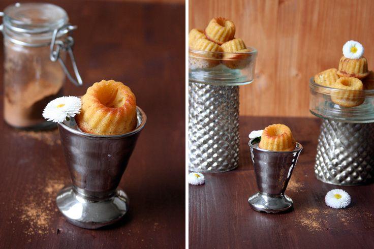 Kochkarussell: Buttermilch Orangen Mini Gugls