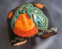 Pumpkin Patch Cuff - Item Number 14838