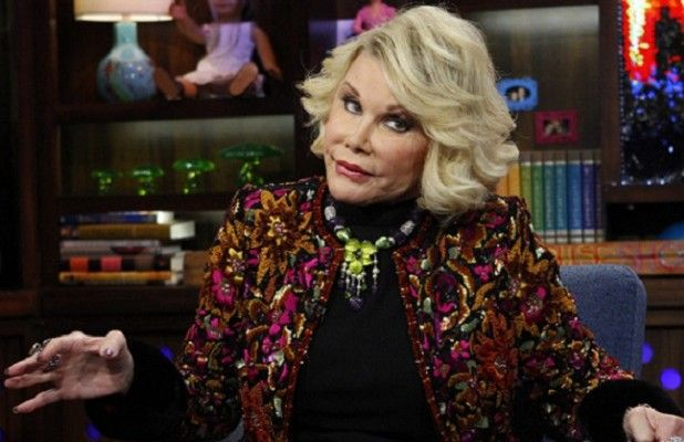 Joan Rivers Remembered: 16 of the Comedienne's Funniest One-Liners