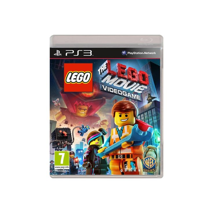 LEGO The Movie PS3 image-0