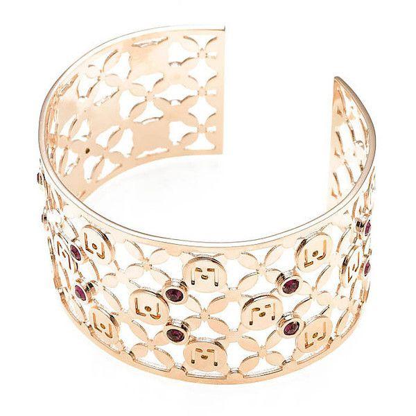 Bracciale Liu Jo Luxury Trama Rosa Donna Ottone LJ 741