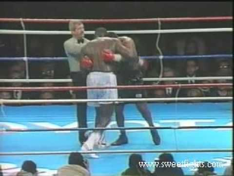 ♡♥James 'Buster' Douglas Nov 2nd,1990 knocks out Mike Tyson 9:41♥♡