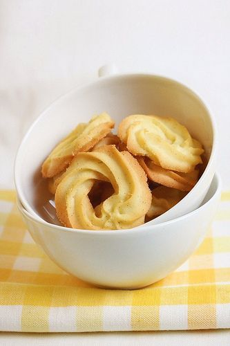 Danish Butter Cookie (like the ones in the blue tin)