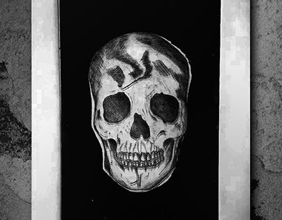 "Check out new work on my @Behance portfolio: ""Skull"" http://be.net/gallery/40571771/Skull"