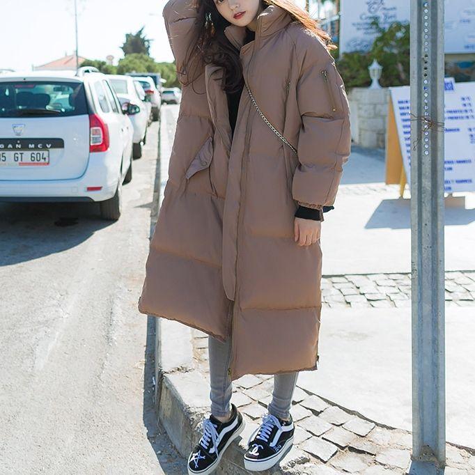 Длинная куртка черный/коричневый/хаки :: Op Shop!