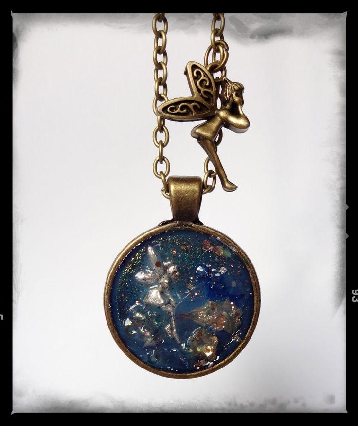 handgemachtes Fairy Medallion