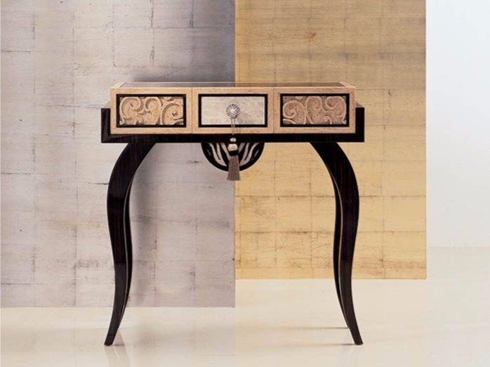 S79 Consolle Collezione Tiffany by Rozzoni Mobili d'Arte design Statilio Ubiali